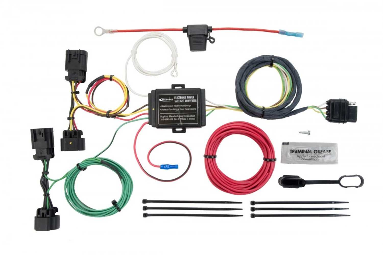 Miraculous Plug In Simple Vehicle To Trailer Wiring Harness Tennessee Speed Wiring Digital Resources Ntnesshebarightsorg