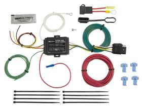 Vehicle To Trailer Powered Taillight Converter Kit
