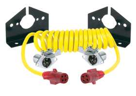 Endurance™ Flex-Coil™ Nite-Glow™ 4 Round To 4 Round Adapter Kit