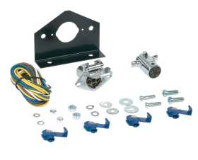 5-Pole Round Connector Kit
