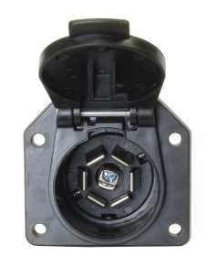 7 Blade Vehicle End Connector 48485