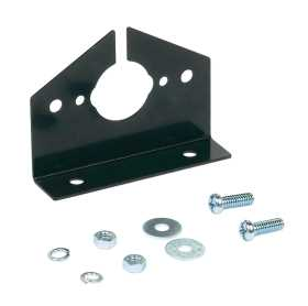 4/5/6 Pole Vehicle End Mounting Bracket