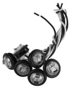 Utility Light with Grommet C534CK6