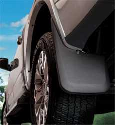 Husky Liners Fits 2018-2019 Chevrolet Equinox Custom Front Mud Guards