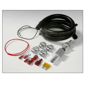 Power Pump Electric Fuel Pump Installation Kit