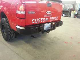 Base Rear Bumper