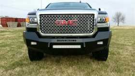 HD Low Profile Bumper 40-415-04