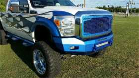 HD Low Profile Bumper 40-425-17
