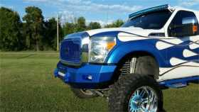 HD Low Profile Bumper 40-425-08