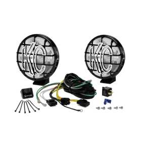 KC Apollo Pro Series Driving Light Kit