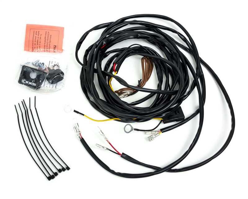 Lamp Wiring Harness 63082