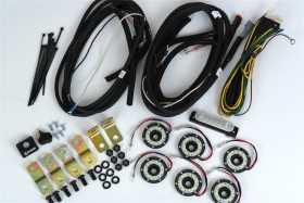 Cyclone LED Rock Light Kit