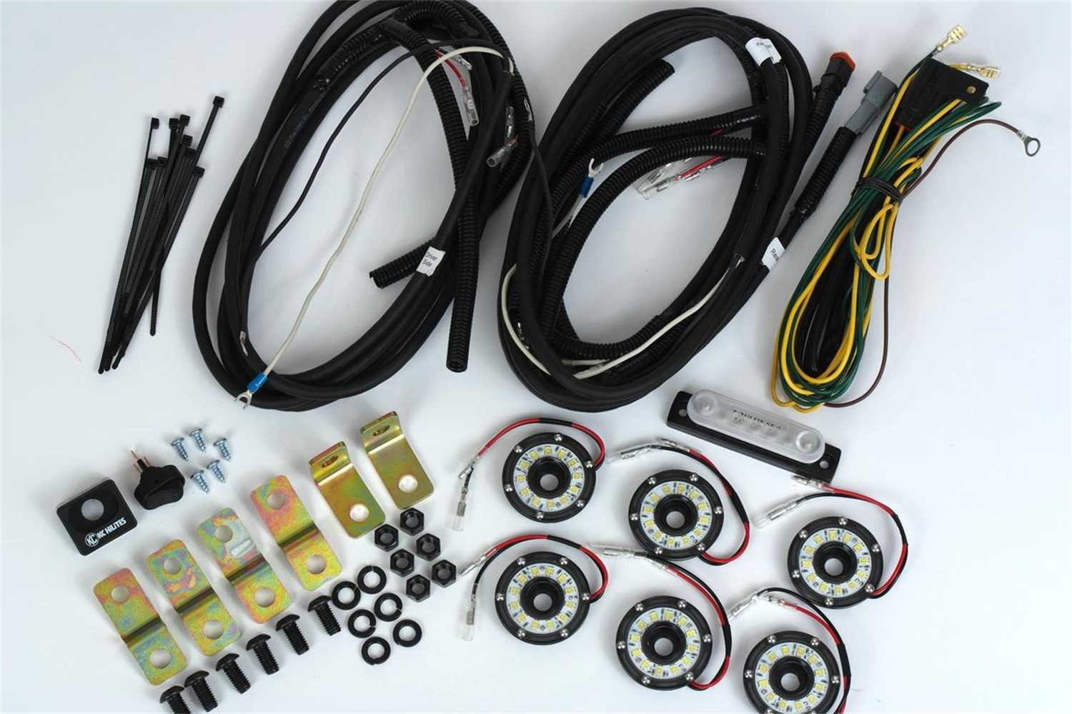 Incredible Kc Hilites Wire Harness Wiring Library Wiring Cloud Peadfoxcilixyz