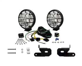 KC Apollo Pro Series Spot Beam Light Kit