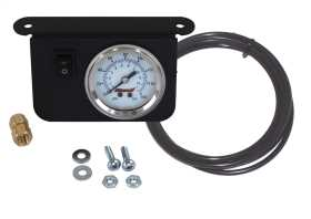 Dual Needle Dash Panel Gauge