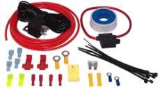 Air Horn Compressor Wiring Kit
