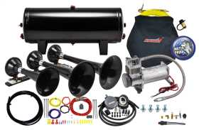Pro Blaster™ ABS Triple Train Horn Kit