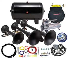 Pro Blaster™ Triple Train Horn Kit HK9