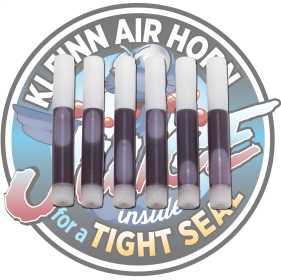 Kleinn® Air Horn Juice Sealant JUICE-6