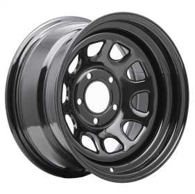 Rock Crawler Series 51 Black Wheel