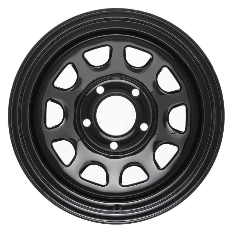 Rock Crawler Series 51 Black Wheel 51-5165