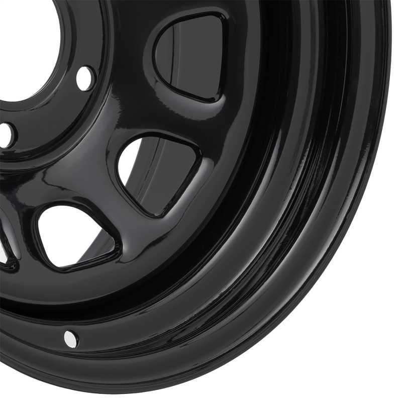Rock Crawler Series 51 Black Wheel 51-5165F
