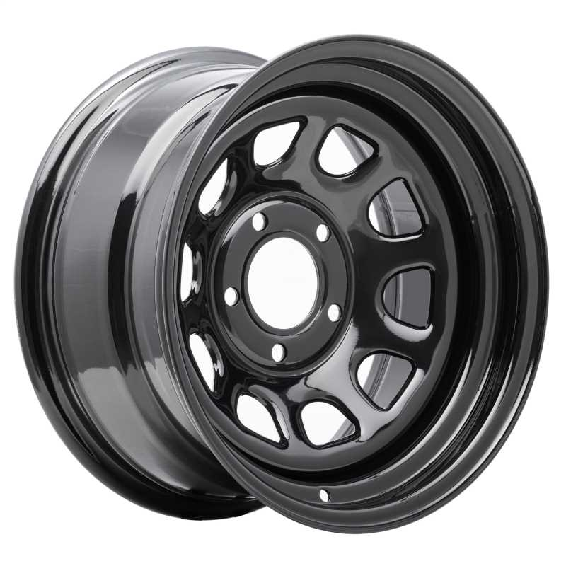 Rock Crawler Series 51 Black Wheel 51-5185R2.5