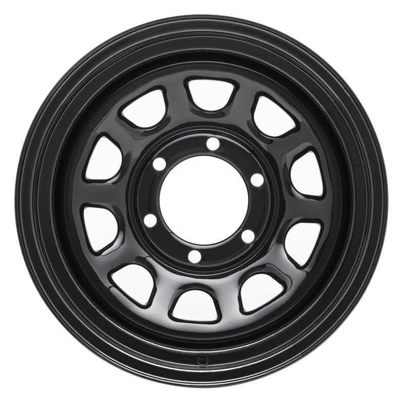 Rock Crawler Series 51 Black Wheel 51-5883