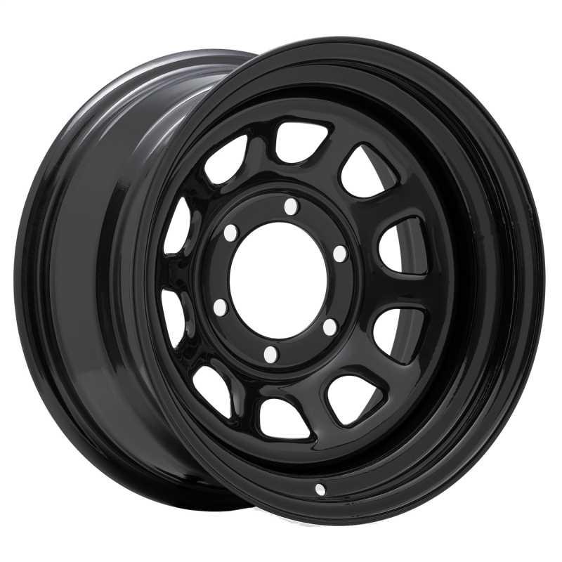 Rock Crawler Series 51 Black Wheel 51-5883F