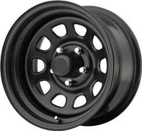Rock Crawler Series 51 Black Wheel 51-5883S3.5