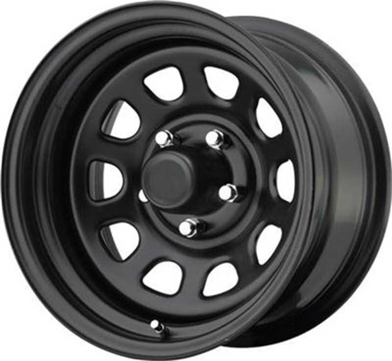 Rock Crawler Series 51 Black Wheel 51-7973F