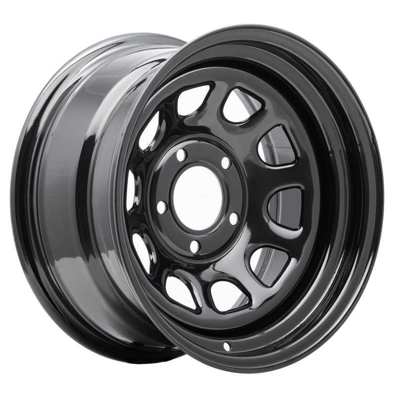 Rock Crawler Series 51 Black Wheel 51-5885R2.5