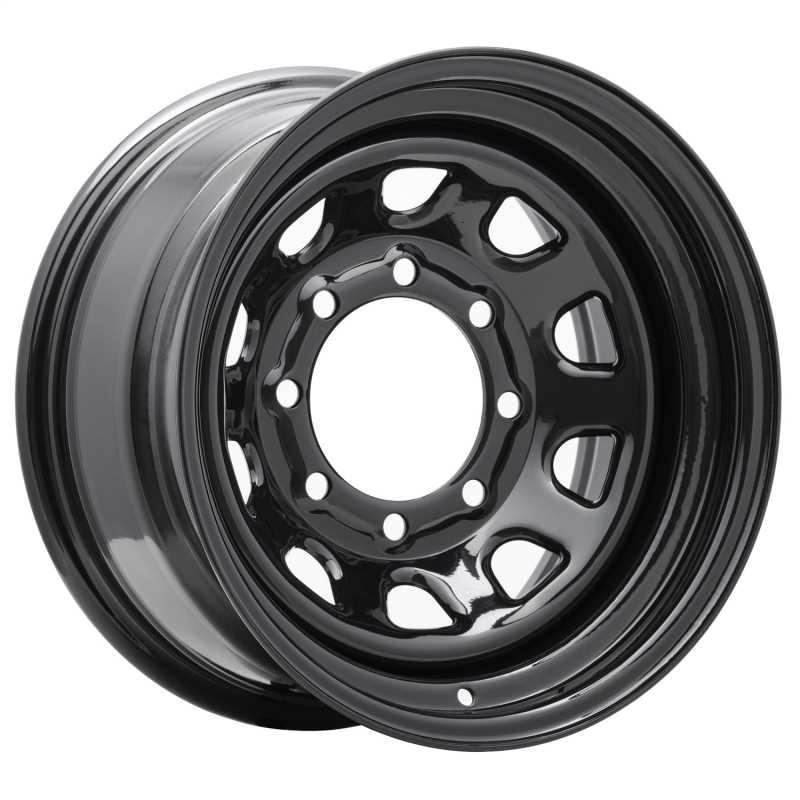 Rock Crawler Series 51 Black Wheel 51-6881