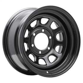 Rock Crawler Series 51 Black Wheel 51-6883
