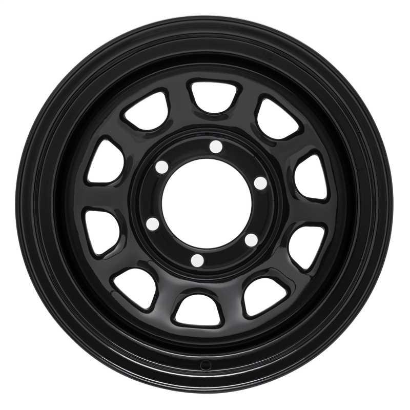Rock Crawler Series 51 Black Wheel 51-6883F