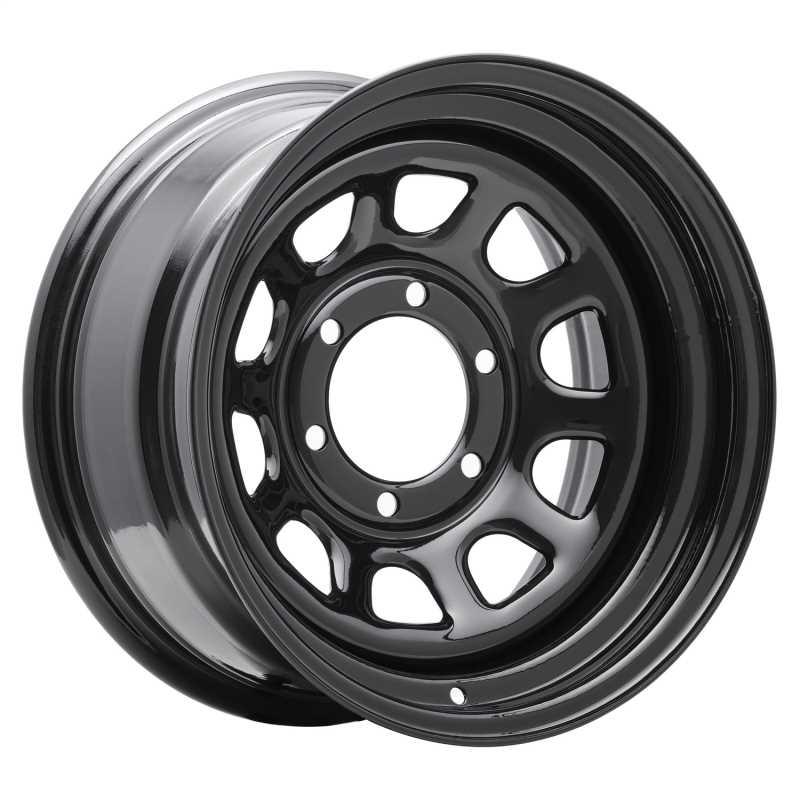 Rock Crawler Series 51 Black Wheel 51-7883