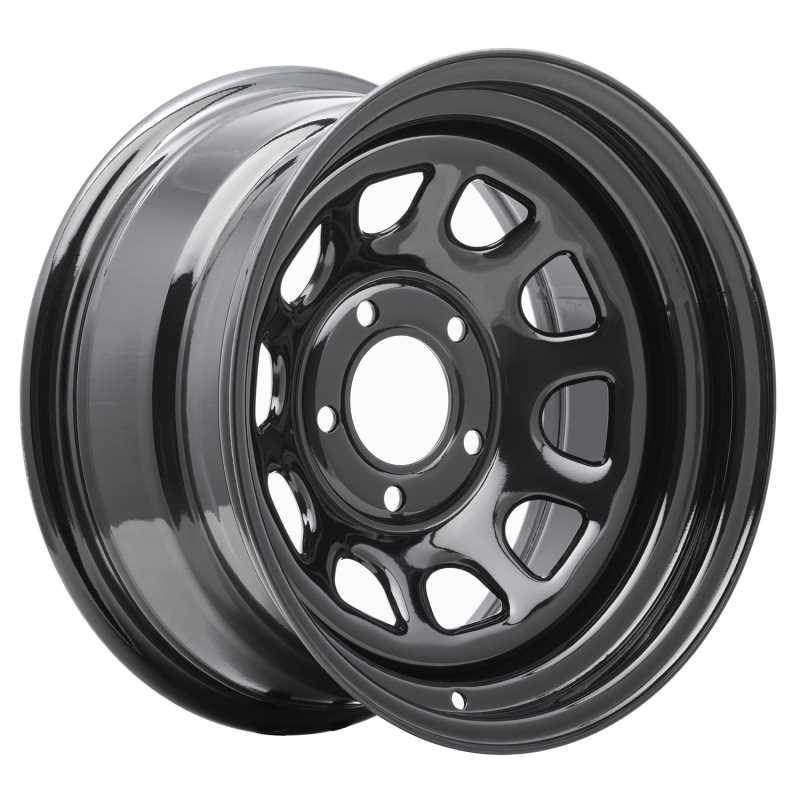 Rock Crawler Series 51 Black Wheel 51-7973