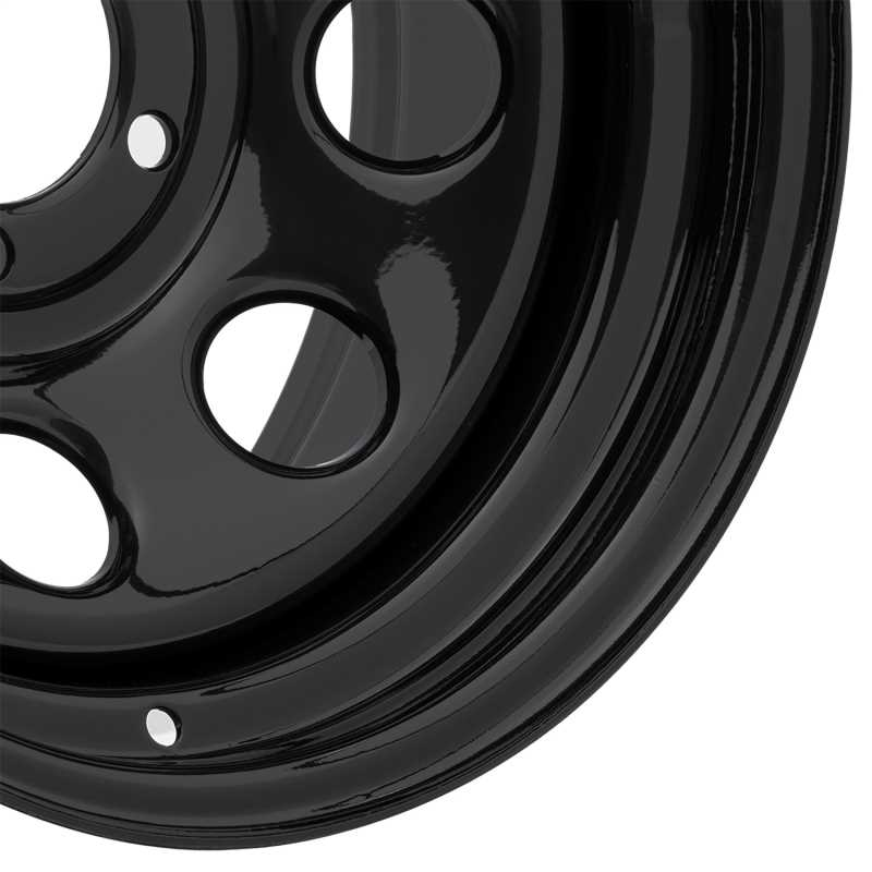 Rock Crawler Series 97 Black Monster Mod Wheel 97-5165F