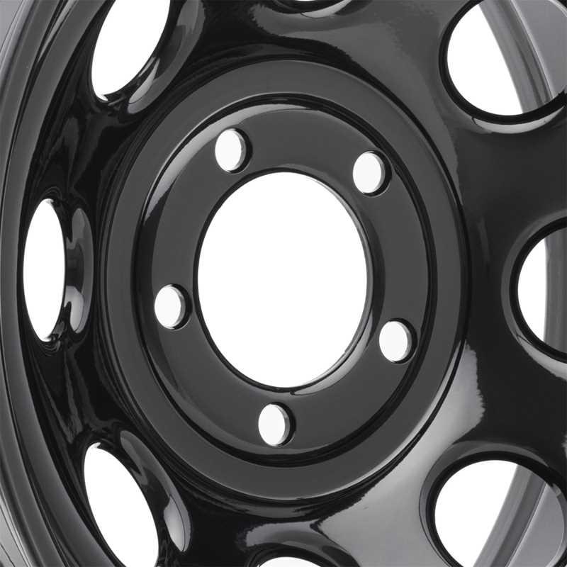 Rock Crawler Series 97 Black Monster Mod Wheel 97-5865