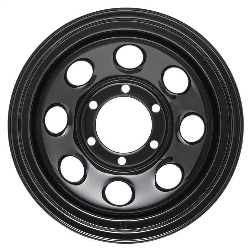 Rock Crawler Series 97 Black Monster Mod Wheel 97-5884
