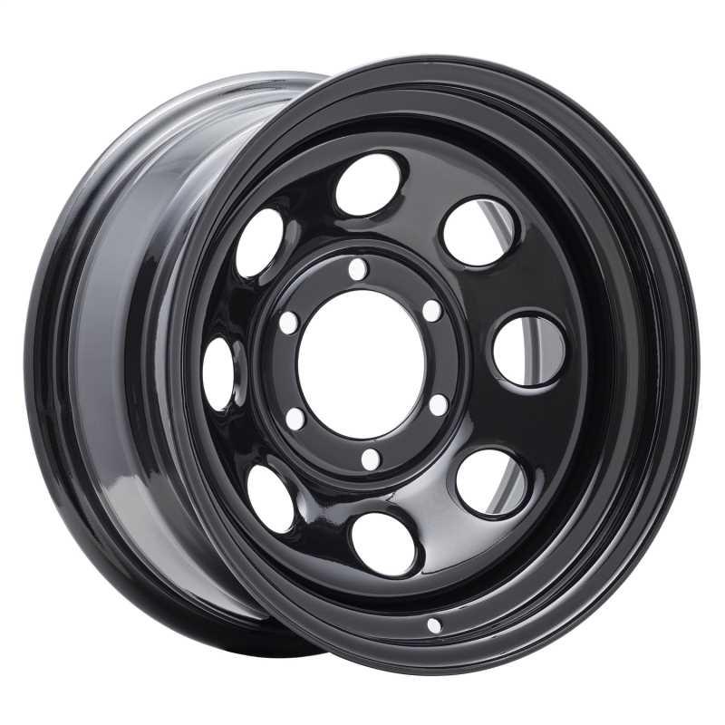 Rock Crawler Series 97 Black Monster Mod Wheel 97-6883