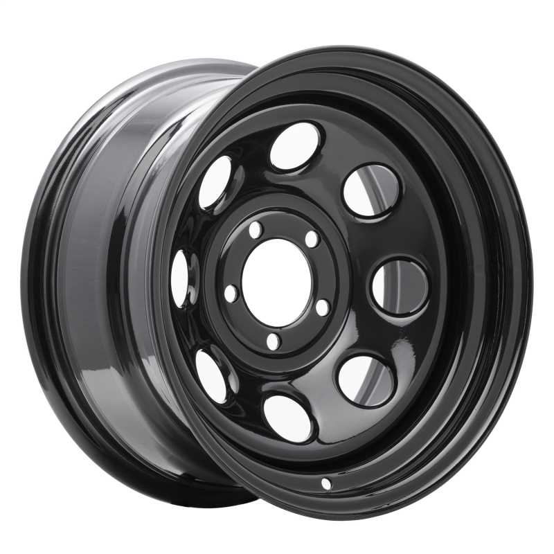 Rock Crawler Series 97 Black Monster Mod Wheel 97-7973