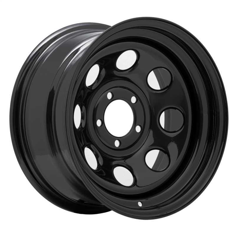 Rock Crawler Series 97 Black Monster Mod Wheel 97-7973F