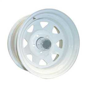 Rock Crawler Series 82 White Powder Wheel