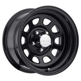Rock Crawler Series 51 Black Wheel 51-6182R2.75