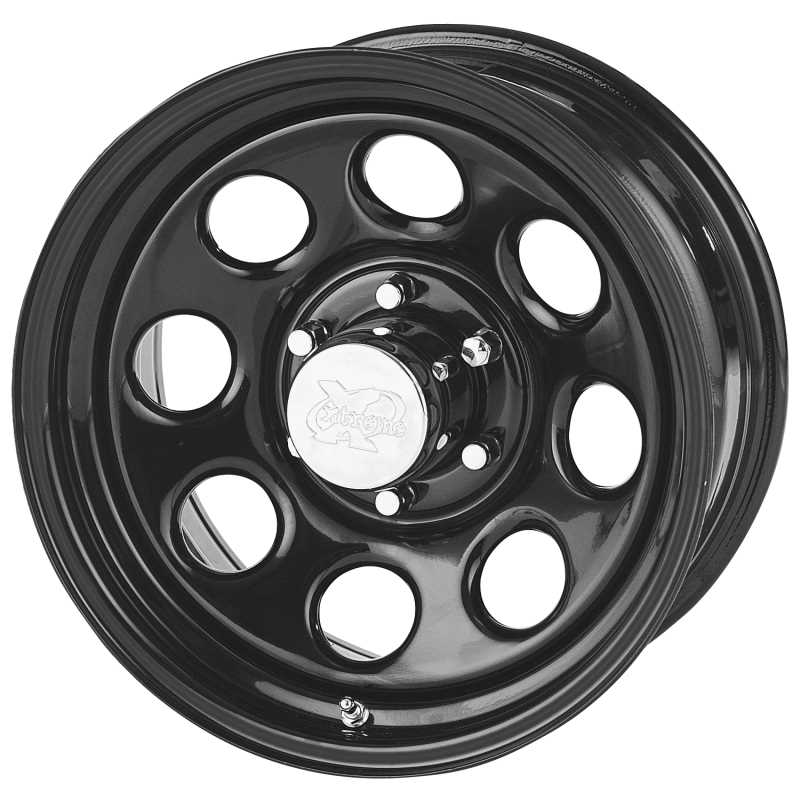 Rock Crawler Series 97 Black Monster Mod Wheel 97-5885R2.5
