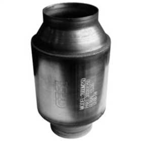 High Flow Catalytic Converter