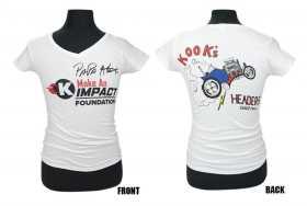 Papa Kook Foundation Womens T-Shirt