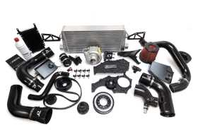 Supercharger Kit w/Tuning