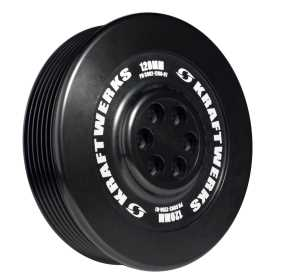 Supercharger Ribbed Pulley